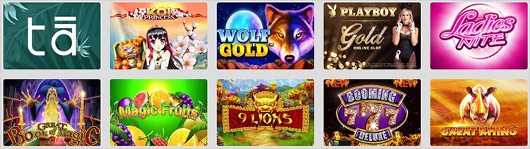 VBet Casino Software and Game Selection