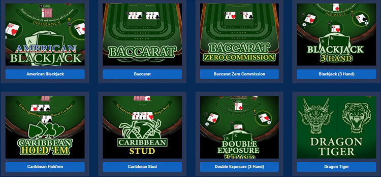WirWetten Casino Software and Game Selection