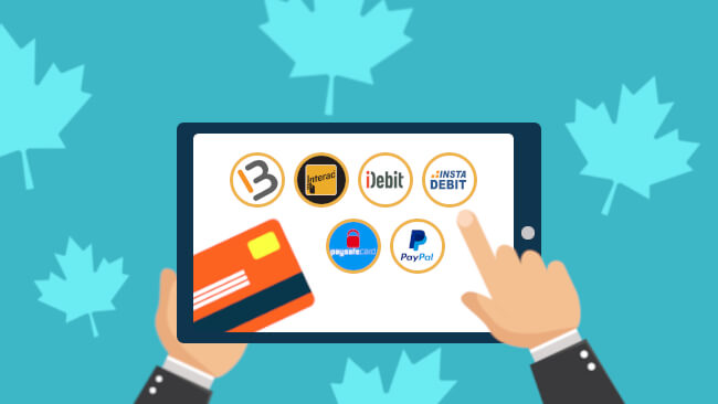 Six most convenient payment options for Canadians