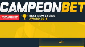 Campeonbet Casino Offers Bonuses up to $300 in August