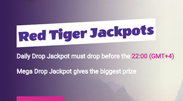 Battle for Daily Drop Jackpots at VBET Casino