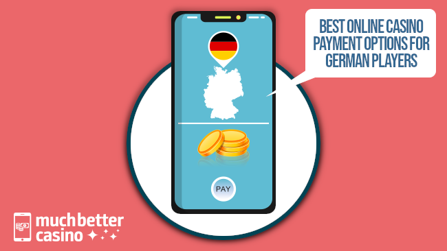 Which casino deposit methods are best for players from Germany