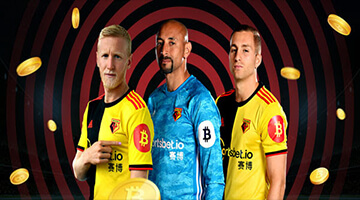 Celebrate Watford Deal with Sportsbet.io and Win Prizes