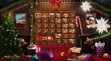 Open Christmas Calendar at Royal Panda to Reveal Daily Prizes