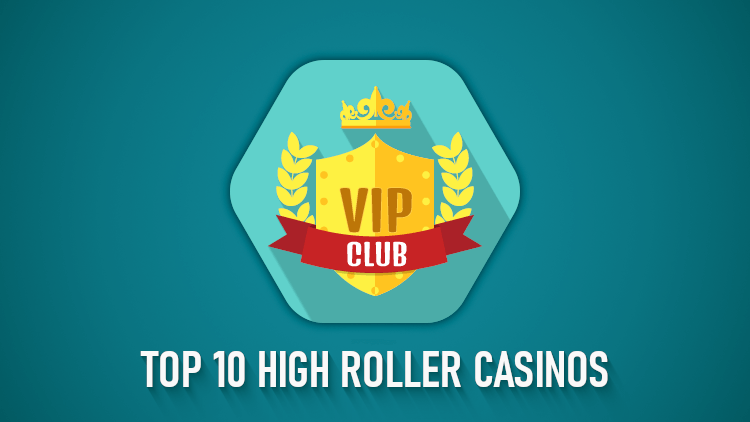 Best high roller online casinos