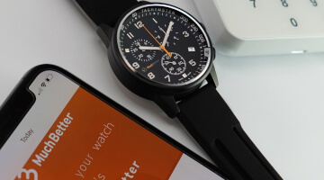 MuchBetter and WinWatch Launch Analogue Payments Steel Watch