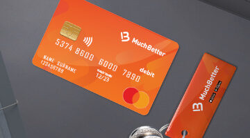 MuchBetter unveils Premium Orange Card and key fob