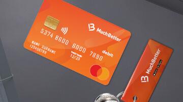 MuchBetter unveils Premium Orange Card and key fob