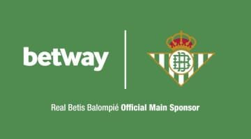 Real Betis teams up with Betway