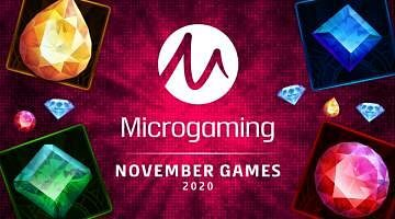 Slot Baru Microgaming November 2020