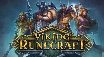 Play'n GO Viking Runecraft Bingo and Rise of Athena Slot