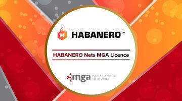 Habanero Secures MGA Licence