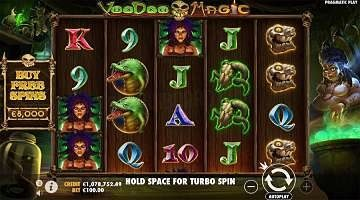 Pragmatic Play Meluncurkan Voodoo Magic Slot