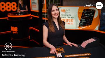 Playtech Bermitra Dengan 888 ke Delvier Live Casino dan Konten RNG