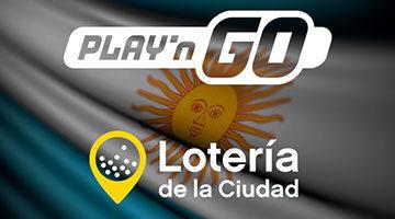 Play'n GO mendapatkan Akreditasi LOTBA
