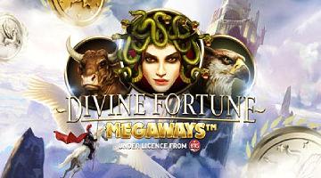 NetEnt Divine Fortune Megaways ditayangkan di AS