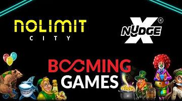 Kolaborasi Nolimit City dan Booming Games