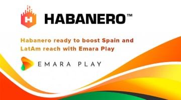 Habanero Menandatangani Kesepakatan Dengan Emara Play