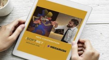 iSoftBet Bermitra Dengan MegaRash Online Casino