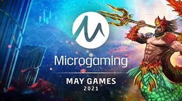 Daftar Slot Microgaming Mei 2021