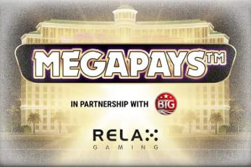 Relax Gaming dan BTG Meluncurkan Megapays Jackpot Mechanic and Network