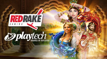 Red Rake secures distribution deal with Playtech Games Marketplace