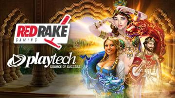 Red Rake mengamankan kesepakatan distribusi dengan Playtech Games Marketplace
