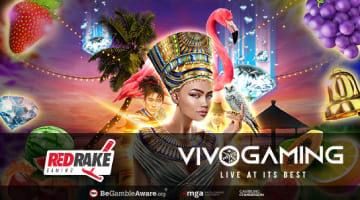 Vivo Gaming dan Kemitraan Red Rake