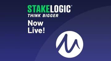 Stakelogic premium games on Microgaming aggregation platform